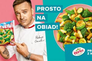 Mateusz Gessler w kolejnej odsłonie kampanii marki Hortex
