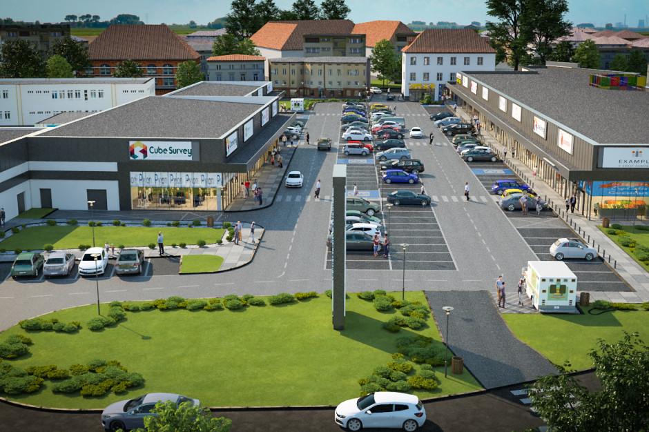 Fortis zrealizuje park handlowy w Strzelcach Opolskich