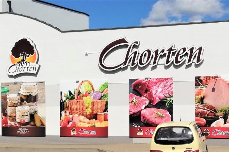 Grupa Chorten z pierwszymi sklepami na Śląsku i w Małopolsce