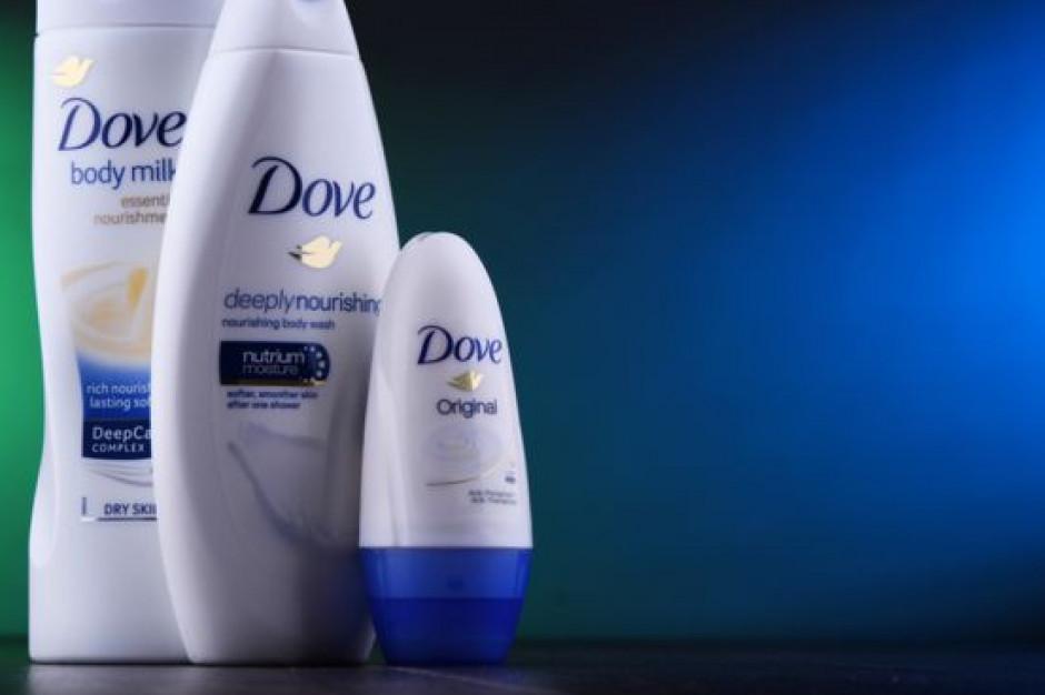 Opakowania produktów Dove będą pochodziły z recyklingu