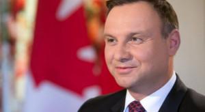 Andrzej Duda o zakazie handlu w niedziele