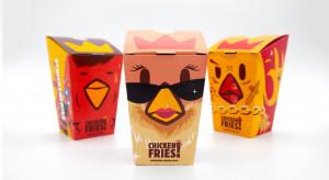 Burger King wprowadza frytki z kurczaka