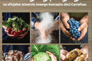 Carrefour na dniach uruchomi w Warszawie sklep w koncepcie bio