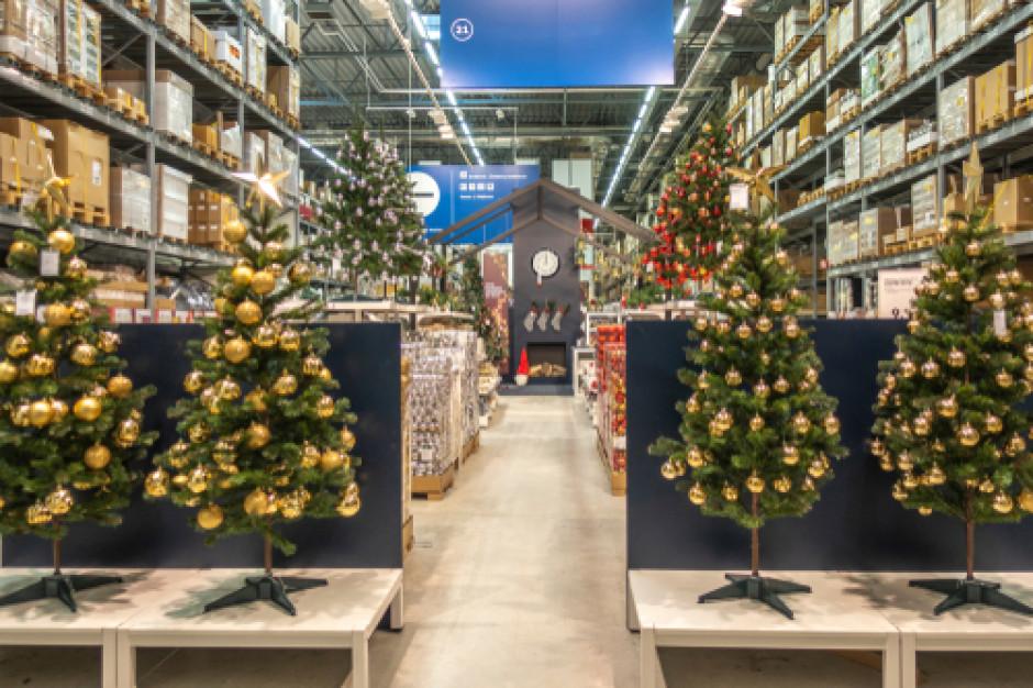 """""""Zimowa impreza"""" zastąpiła """"Boże Narodzenie"""" w reklamach IKEA"""