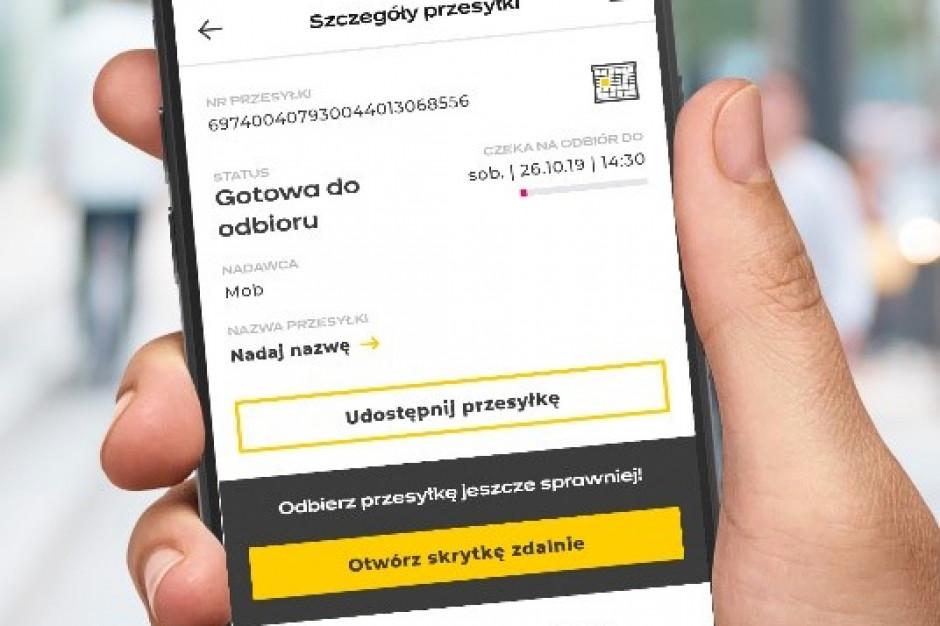 InPost wprowadzi aplikację do odbioru i nadawania przesyłek