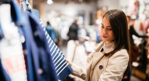 Sklepy odzieżowe muszą szybciej nadążać za trendami technologicznymi
