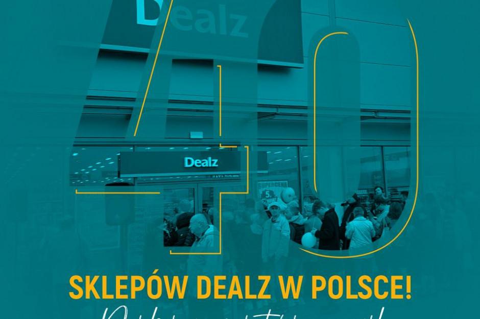 Dealz w Polsce: 40 sklepów w niecały rok