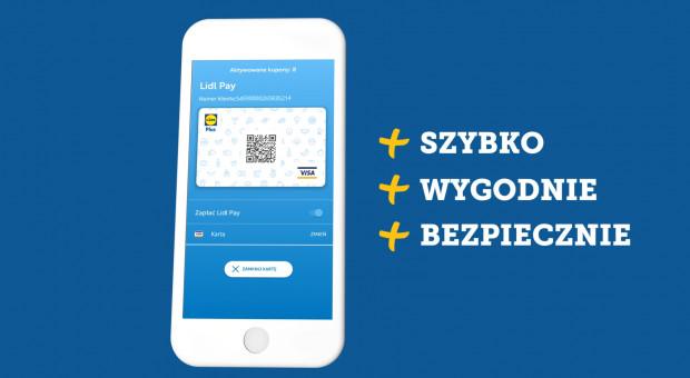 Lidl Pay w Polsce w przyszłym roku