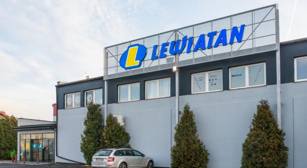Lewiatan w lokalizacji po Intermarche w Kruszwicy