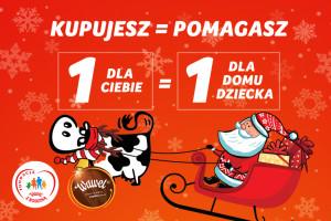 Świąteczna współpraca marki Wawel i Fundacji