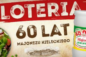 Majonez Kielecki wspiera sprzedaż loterią