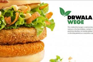 McDonald's wprowadza swojego pierwszego burgera wege