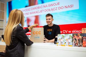 CCC wycofało torby foliowe w sklepach i sprzedaży online