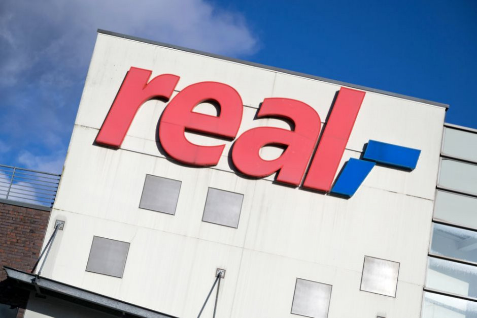 Są chętni na przejęcie hipermarketów Real. Kto da więcej?