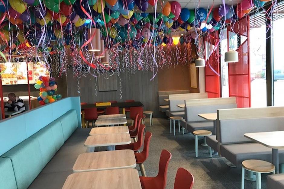 McDonald's otworzył pierwszy lokal wykończony w stylu Human Comfort