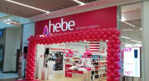 Czwarta drogeria Hebe ruszyła w Gliwicach