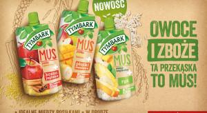 Mus + Zboże od Tymbarku w kampanii digitalowej