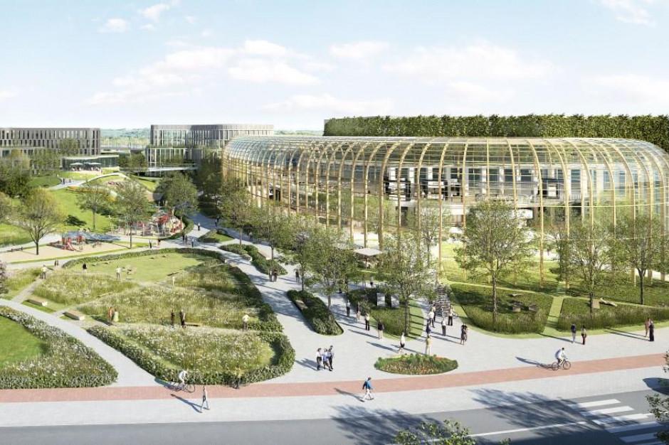 W Wilanowie może powstać 7 hektarowy kompleks. Auchan najemcą?