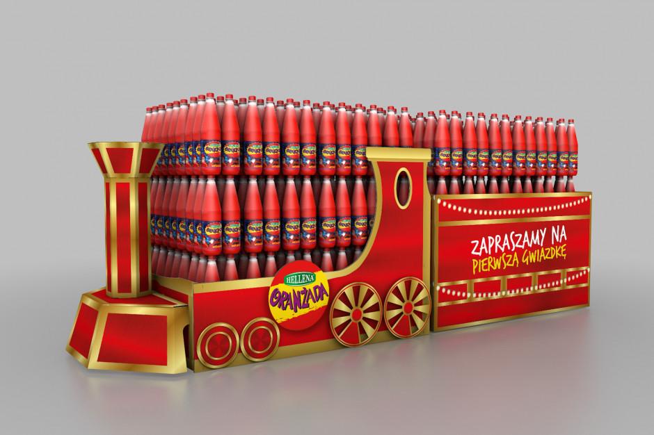 Świąteczna kampania Oranżady Hellena przynosi 20-proc. dynamikę wzrostu sprzedaży