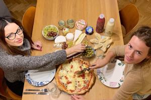 Olga Frycz i Laura Ogrodowczyk zaangażowały się w promocję oferty ALDI