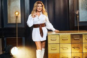 Beata Kozidrak gwiazdą świątecznej kampanii Zalando