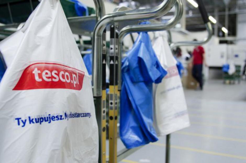 Tesco ogranicza usługę EZakupy