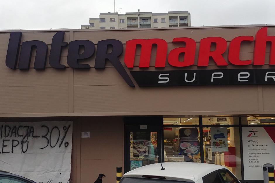 Intermarche wycofuje się z Warszawy i Białej Podlaskiej. To już 12. sklep zamykany w 2019 roku