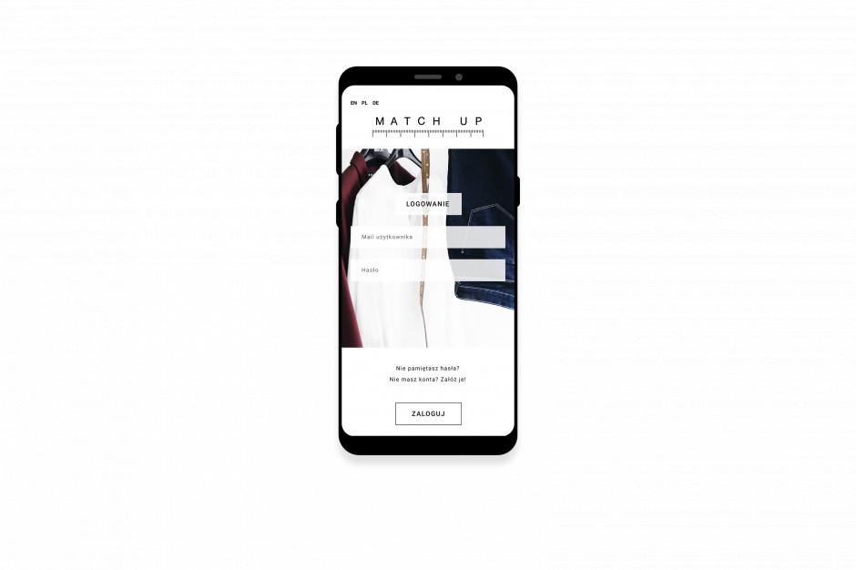 MatchUp - polska aplikacja, która pomoże w internetowych zakupach