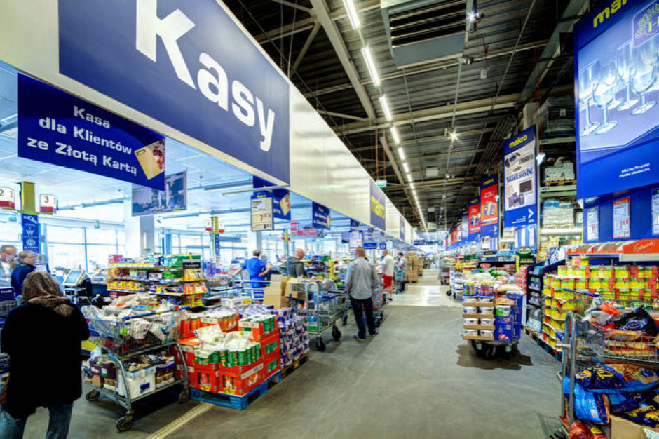 MAKRO ma za sobą rekordowy rok w kanale dostaw. Klienci złożyli ponad 88 tys. zamówień
