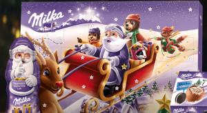 Milka w świątecznej kampanii zachęca do obdarowywania