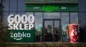 W Polsce działa 6 tys. sklepów Żabka