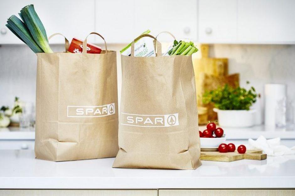 Norweski SPAR obniża ceny papierowych toreb