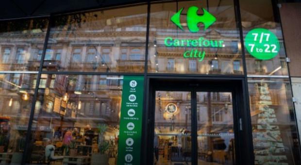 Carrefour City - ekologia, zero waste i żywność organiczna w centrum miasta (galeria)