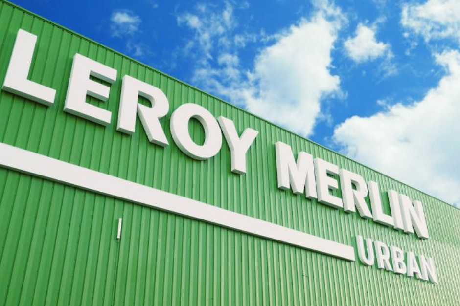 Ruszył pierwszy sklep Leroy Merlin Urban. 150-osobowa załoga będzie wspierać warszawiaków w remontach