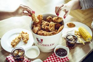 KFC: 1 stycznia dniem bez spotkania z dostawcą