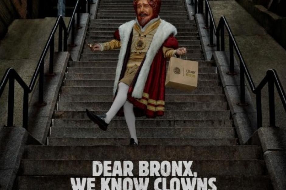 Burger King w nowej reklamie nawiązuje do filmu Joker