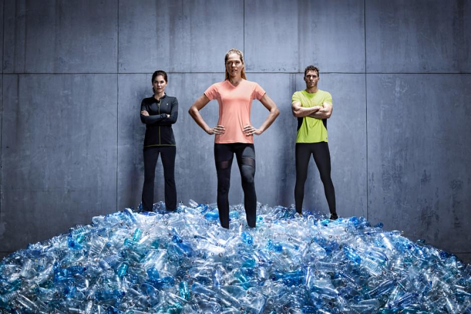 Odzież na bazie plastiku z recyclingu w ofercie sieci Kaufland