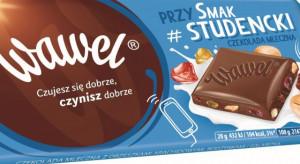 Nowość od marki Wawel - Czekolada Przysmak Studencki