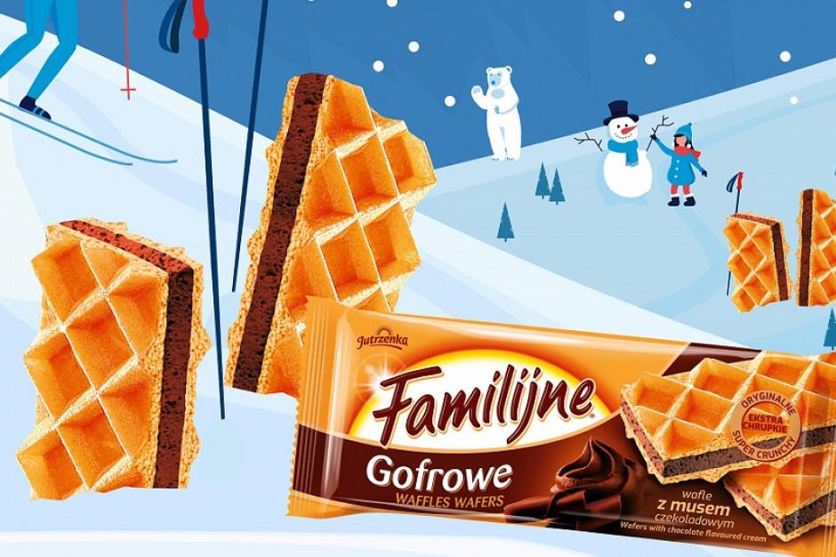 Zimowa kampania marki Familijne