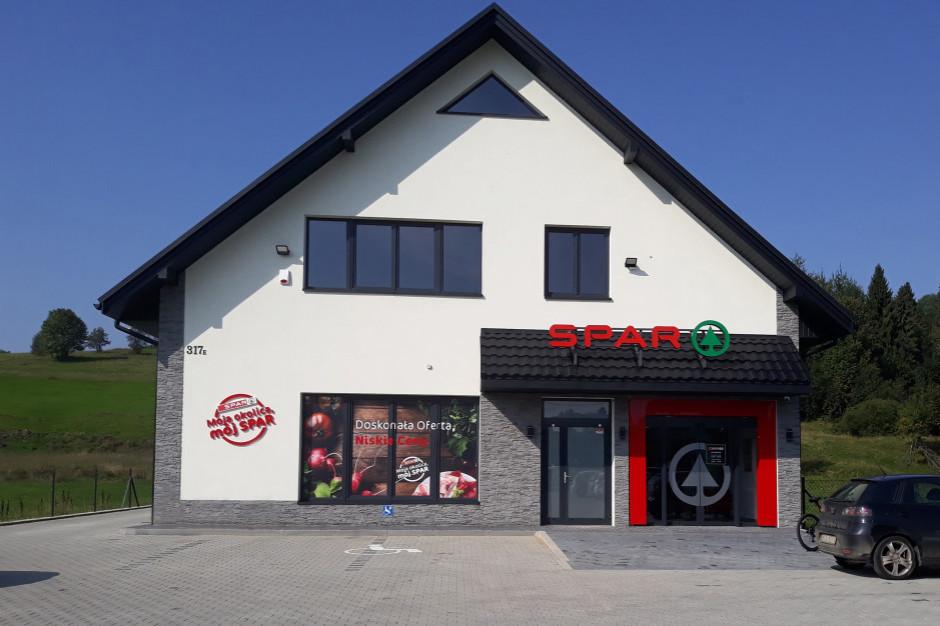 We franczyzowej sieci SPAR Polska działa 130 sklepów. Rok temu było ich ponad 240