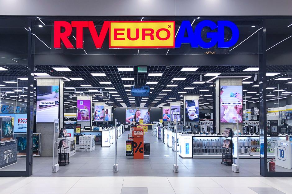 Sieć RTV EURO AGD większa o 15 placówek