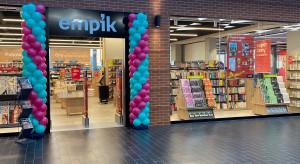 Plany Empiku: 100 nowych sklepów, kasy samoobsługowe, rozwój formatu Future Stores
