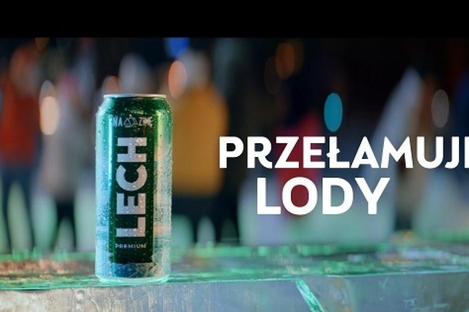 Ruszyła zimowa odsłona kampanii piwa Lech Premium