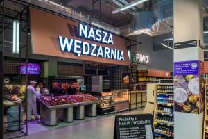 Carrefour w Polsce sam produkuje część asortymentu