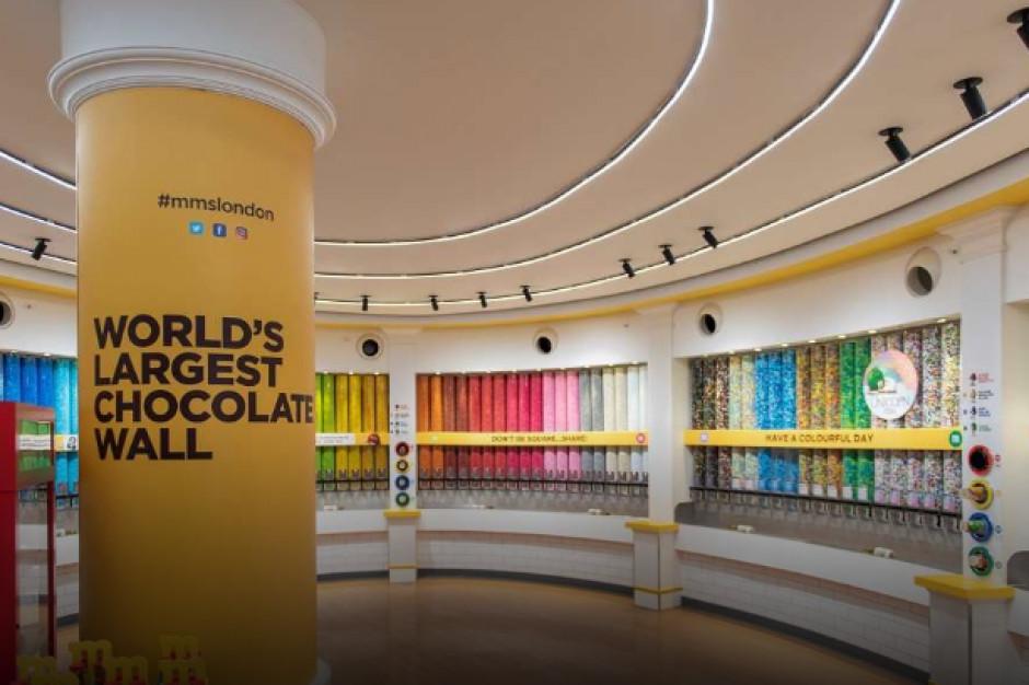 Spersonalizowane cukierki M&M's dostaną nową przestrzeń w Berlinie