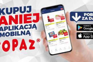 Topaz wystartował z aplikacją mobilną