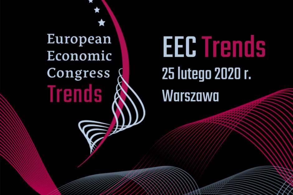 Trendy, które zmieniają świat. EEC Trends – wydarzenie poprzedzające Europejski Kongres Gospodarczy 2020
