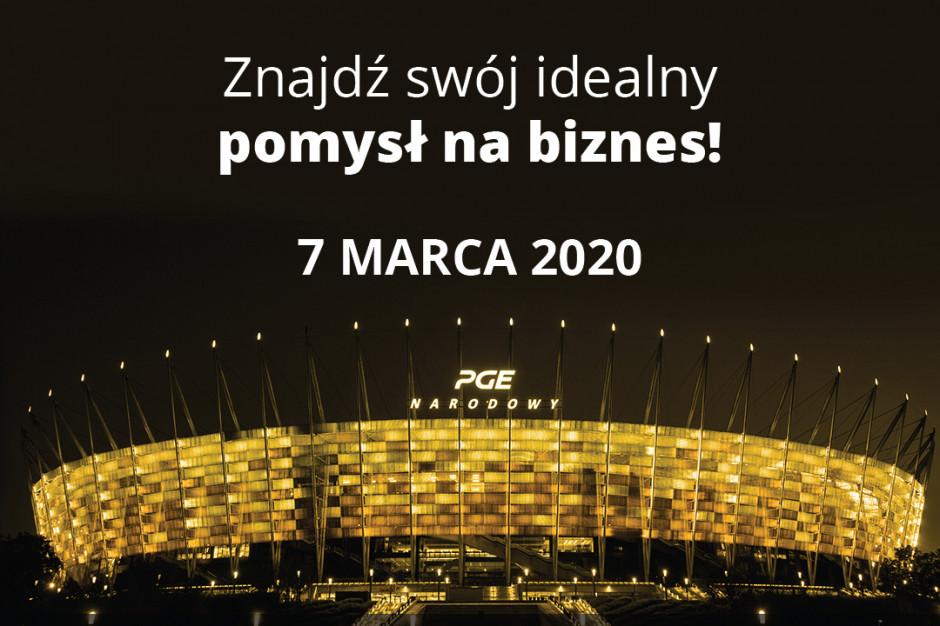 7 marca 2020 na PGE Narodowym - Targi Franczyza Expo 2020