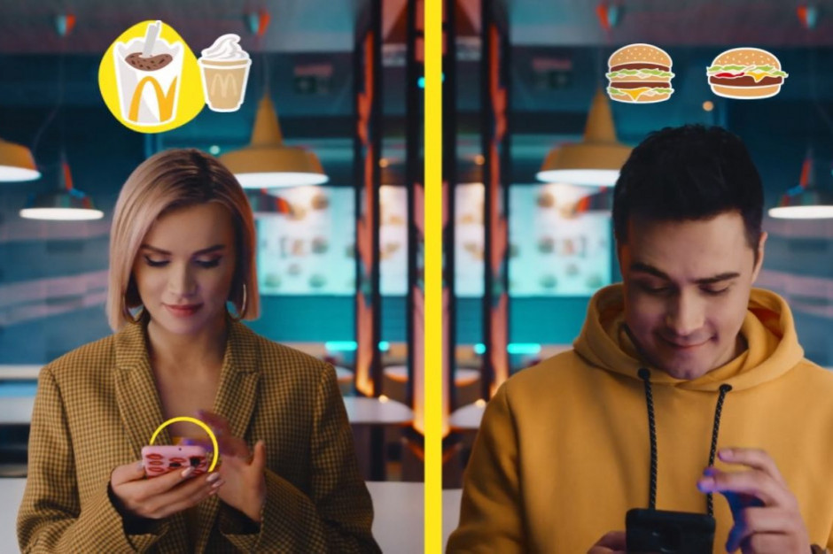 Maffashion i Rezigiusz reklamują McDonald's
