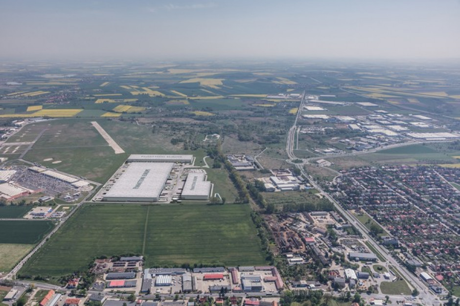 Globalna firma e-commerce będzie najemcą nowych magazynów Panattoni w Legnicy